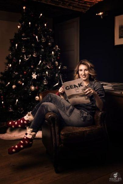 Loungewear van Hunkemöller voor een knus nieuwjaar. Fotograaf: Mercury Arts Photography Locatie: B&B Crijbohoeve