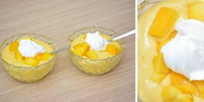 Crema di Mango e Cocco
