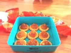 pineapple tarts from Jane! :p~