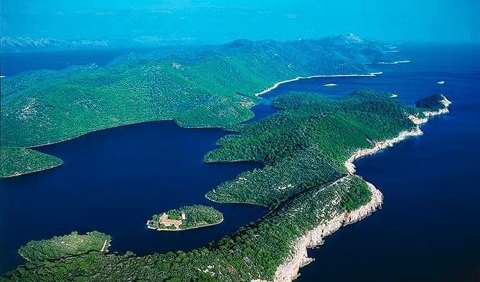 Viaje de Vacaciones en Velero a Croacia - Islas Kornati - Lago de Slano JezeroJezero