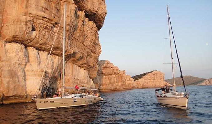 Viaje de Vacaciones en Velero a Croacia - Islas Kornati - Veleros