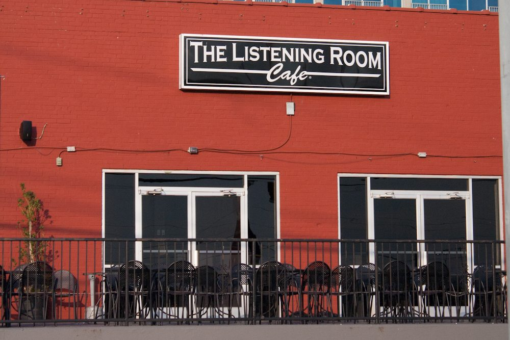 The Listening Room Cafe  Corkage