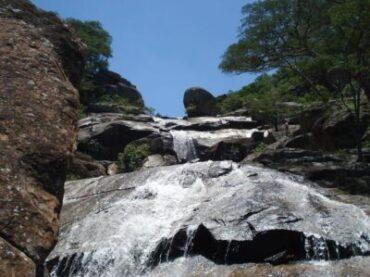View of Lumene Falls