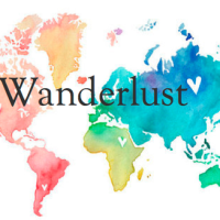 Wanderlust, Get This Feeling...