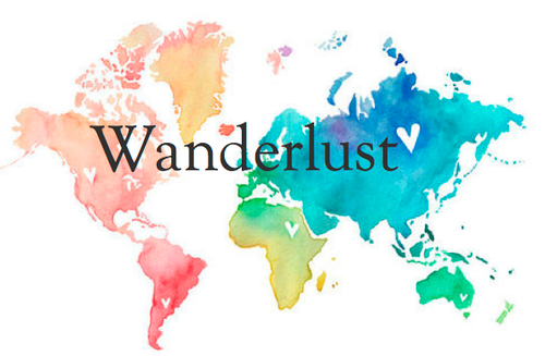 Wanderlust, Get This Feeling... - By One Click