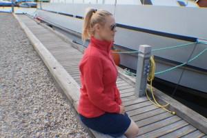 Key West fleece trøje