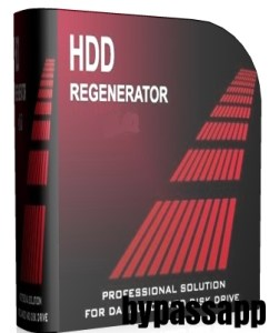 HDD Regenerator 2011 Crack V1.71 + Serial Number Key Text {Portable}