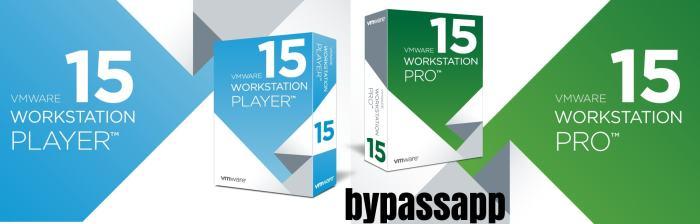 VMware Workstation 15.1 PRO Crack + License Key Generator {All OS}