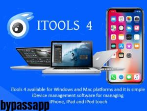 iTools 4.4.3.6 Crack License Key PRO Free Download {Portable}