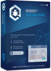 GridinSoft Anti-Malware 4.0.27 Crack UPDATED + Serial Keygen 2019