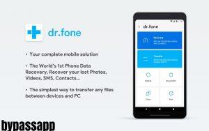Wondershare Dr Fone 9.9.18 Crack + Serial Key Code 2019 {Latest}
