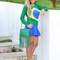 Dicas Stylist: O que vestir na copa do Mundo