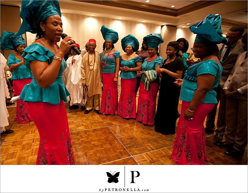 Seba + Ngozi Nigerian Wedding