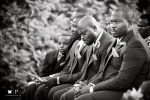 Washington DC Ghanaian groomsman