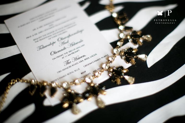 African Wedding Invitations Bibi Invitations Petronella