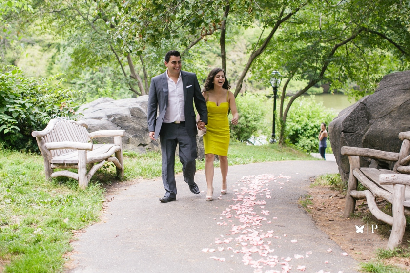 Lebanese multicultural proposal with Verragio ring in Central Park New York (25)