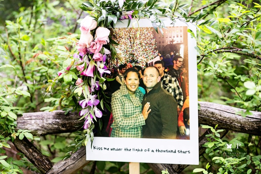 How Mike Proposed with a Polaroid Proposal at Belvedere Castle (19)