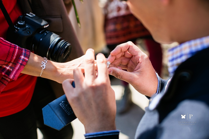 How Ali Proposed with an Acapella Unchained Melody Serenade - Central Park marriage proposal (7)