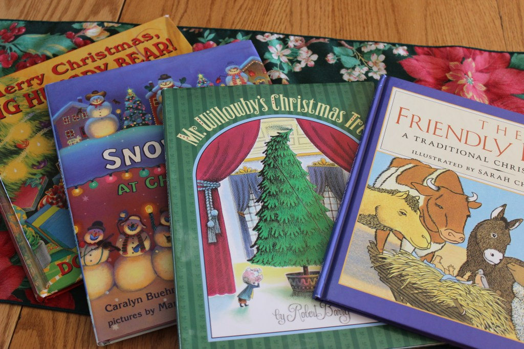 Christmas Favorites, Good Books