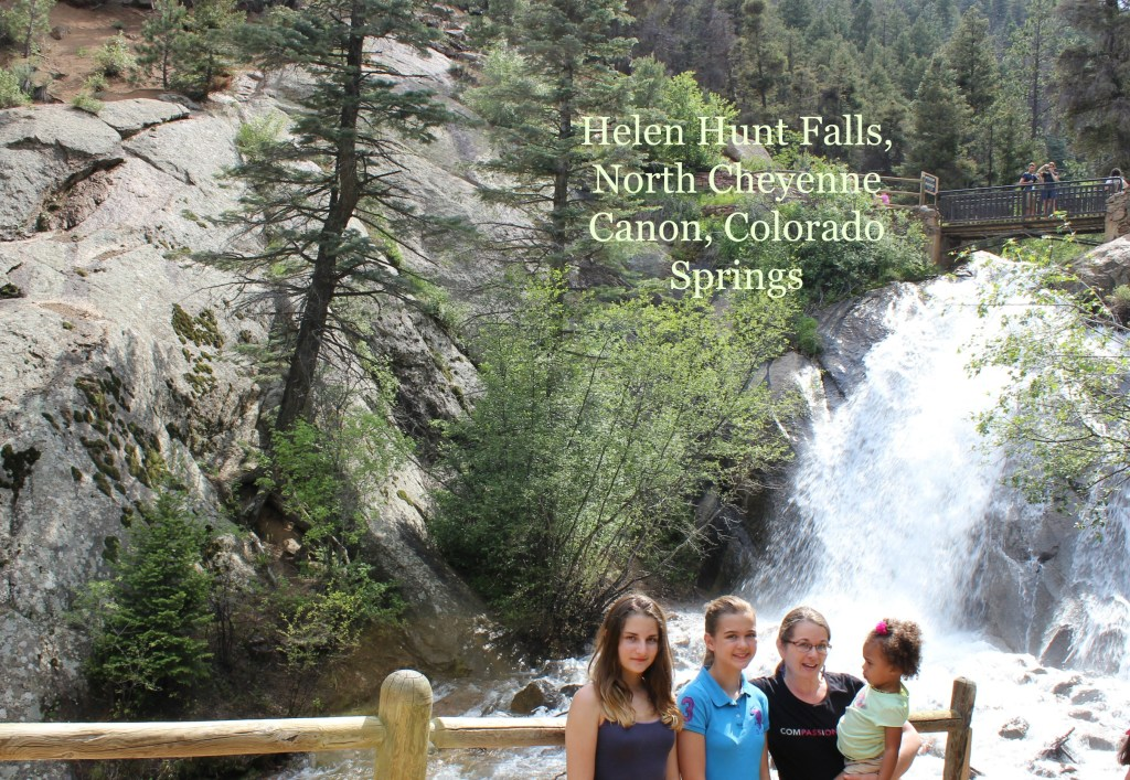 North Cheyenne Cañon and Helen Hunt Falls