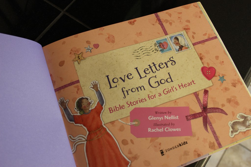 Bible Stories for a Girl's Heart