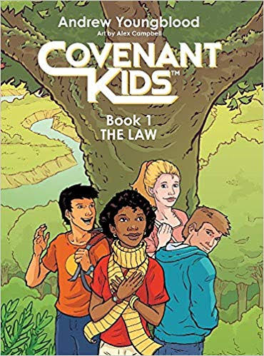 Covenant Kids Graphic Novel