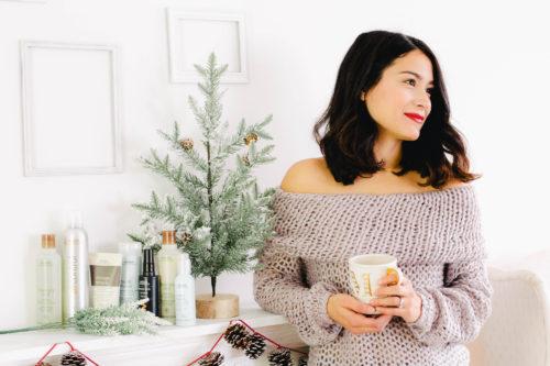 Aveda Hair Care Favorites - Lavland Sweater