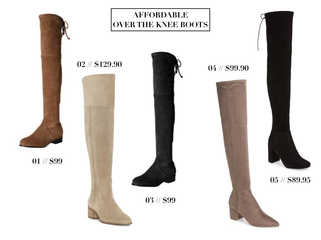 d7e2df06280 Must Have OTK Boots - byQuinn