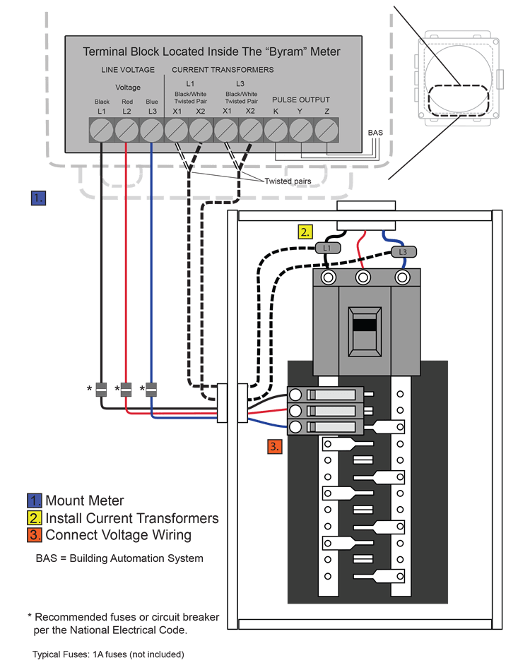 220 Volt Single Phase Capacitor Start Motor Wiring Diagram Byram 3 Phase 3 Wire Meters