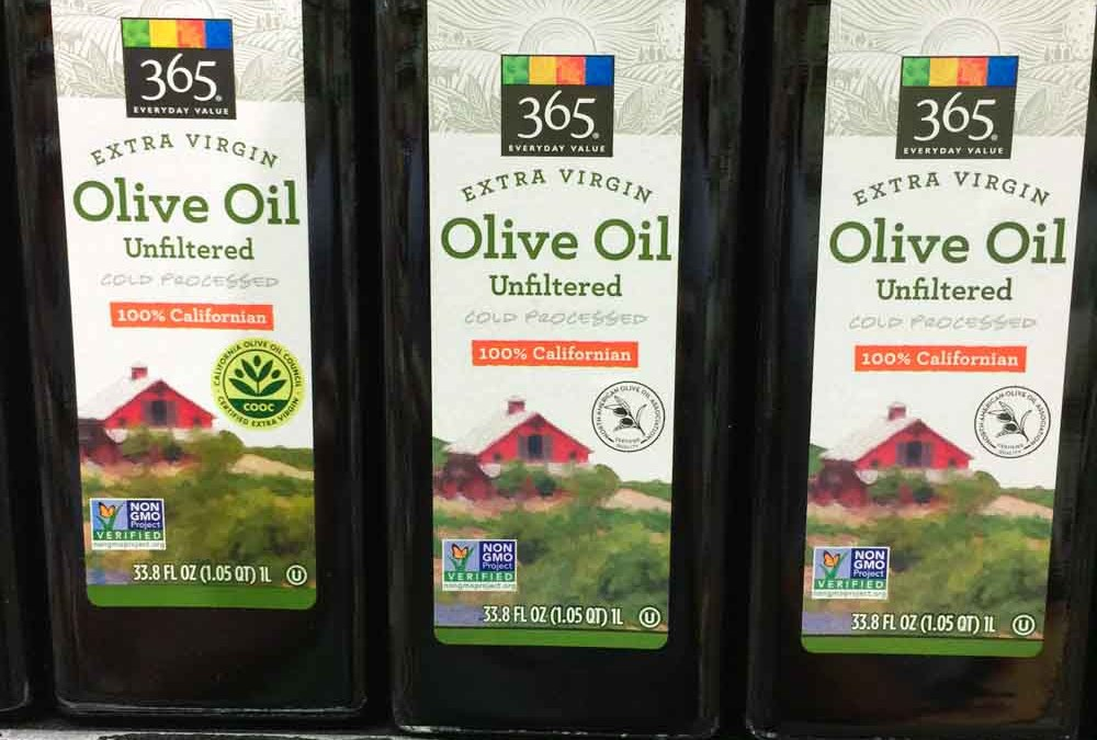 Olive Oil & Phytonutrients