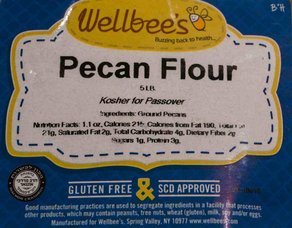 Wellbee's Pecan Flour