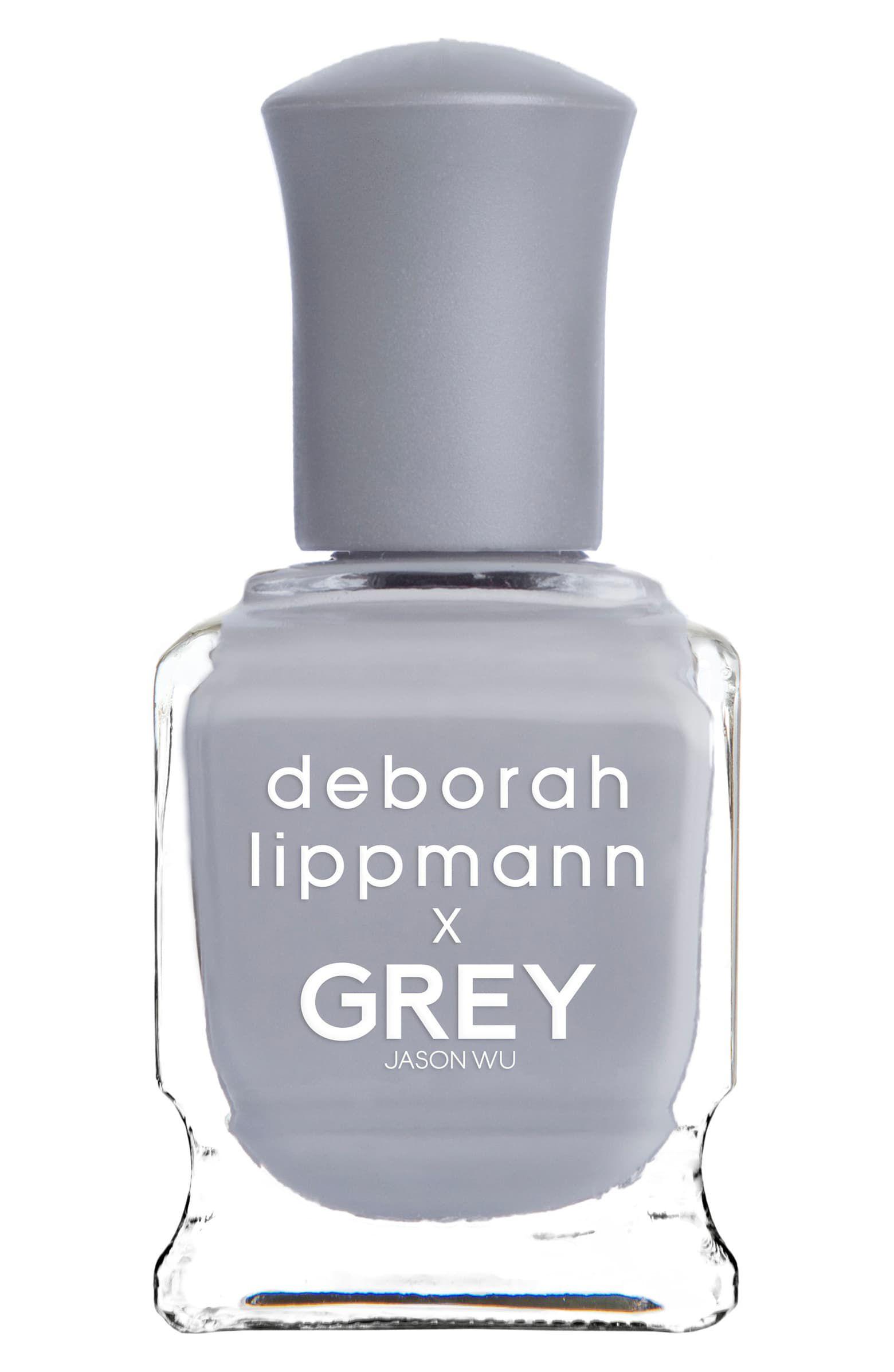 Blue Grey Nail Polish : polish, Polish, Shades