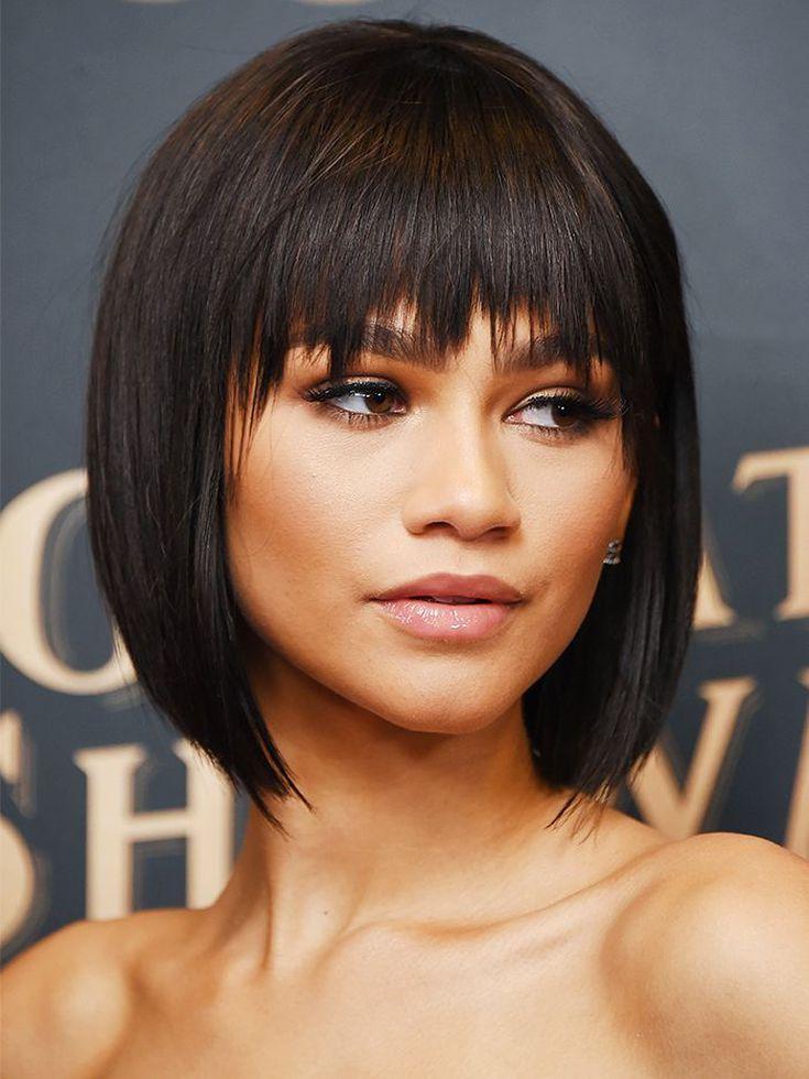 See Through Bangs Short Hair : through, bangs, short, Short, Bangs, Hairstyles