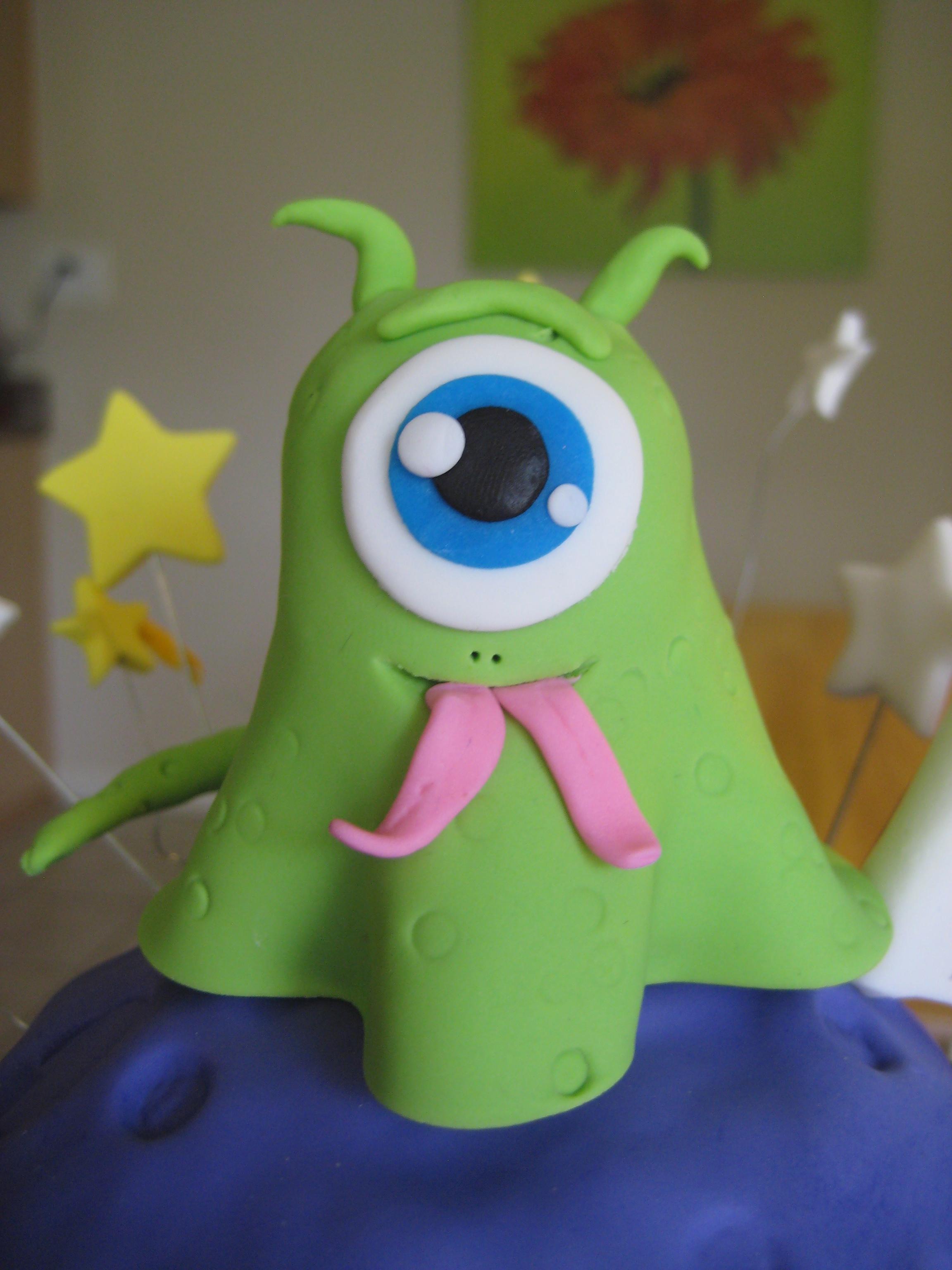 Pin Planet Saturn Cake Cake