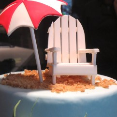 How To Make Beach Chairs Metal Bar Woodworking Plans A Chair With Fondant