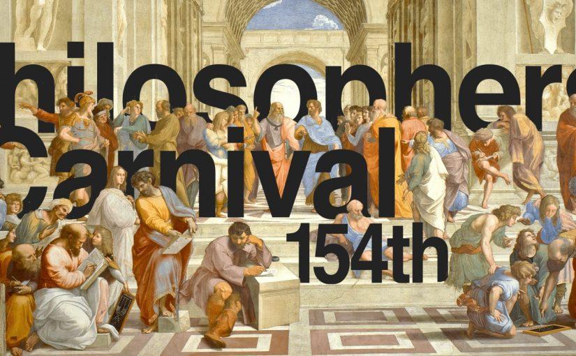 Philosophers' Carnival #154