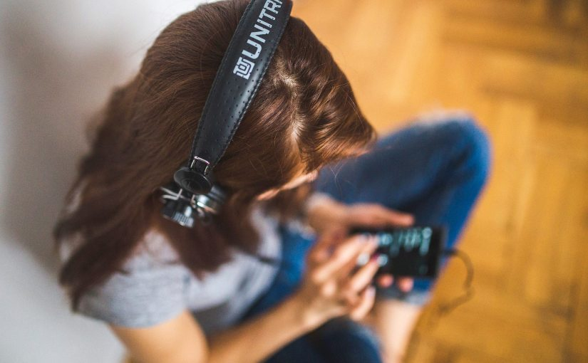 Podcasts …for research?