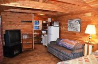 Cedar Cabin For Rent Next to the Mulberry River in the