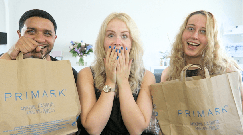 Shopping Challenge | Boyfriend VS. Best Friend