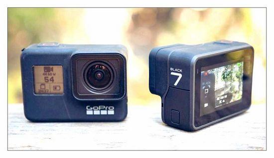 GoPro 8 Differ From 7