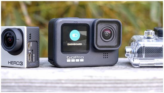 How Action Camera Is Different From Usual