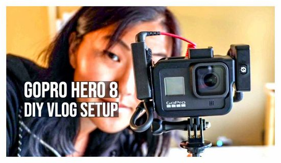 Setting up your GoPro 8