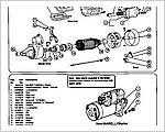 Grob 109 Starter Motor