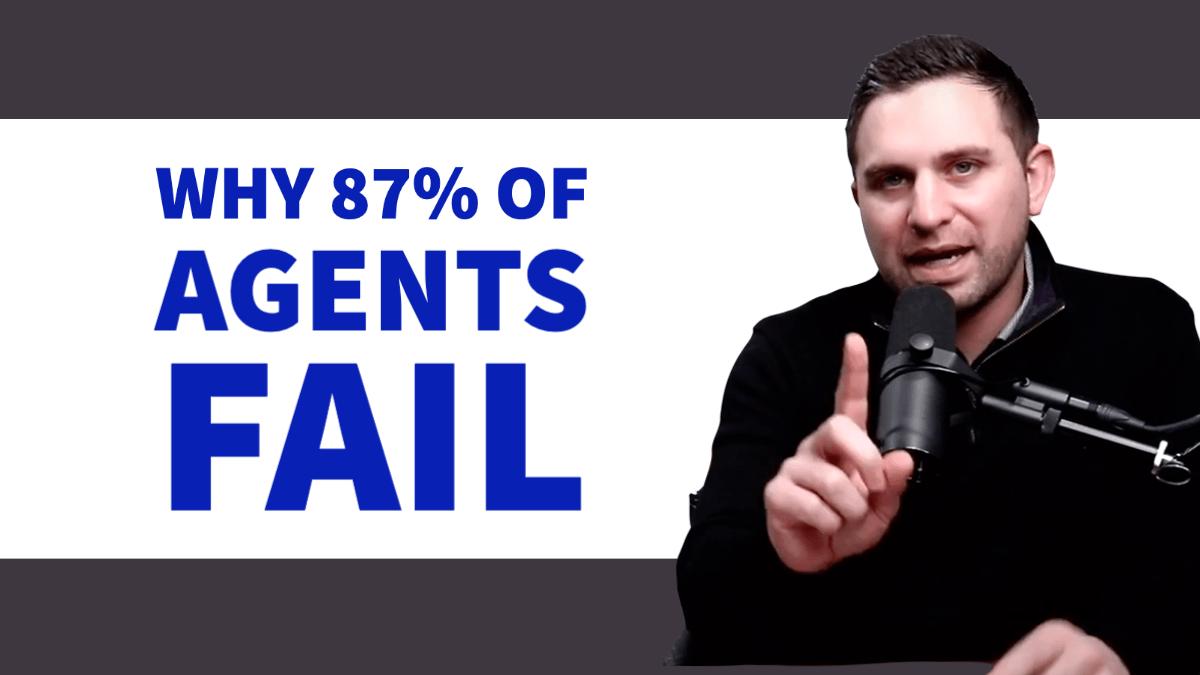 why agents fail