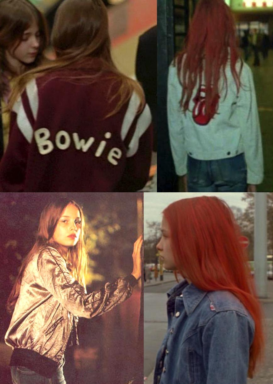 Christiane F  Style Inspiration  Byrons muse