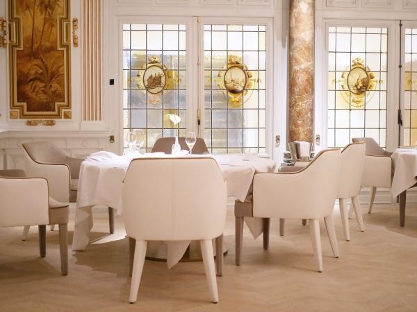 Restaurant The White Room Amsterdam