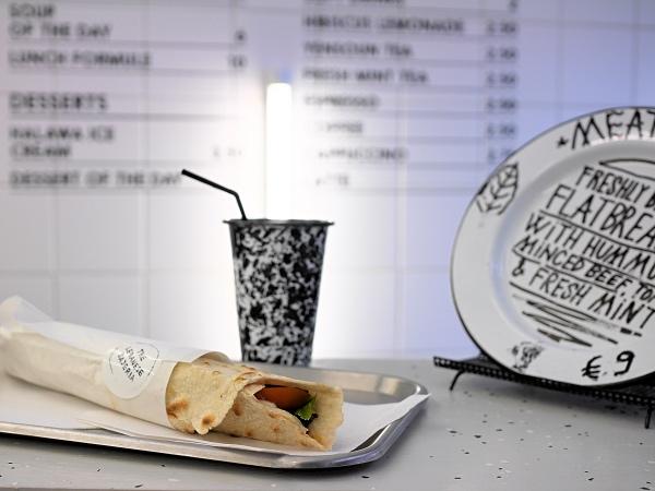 Lebanese Sajeria Libanees eten vers