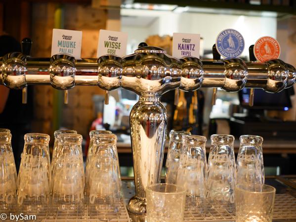 Poesiat & Kater bierbrouwerij Oost