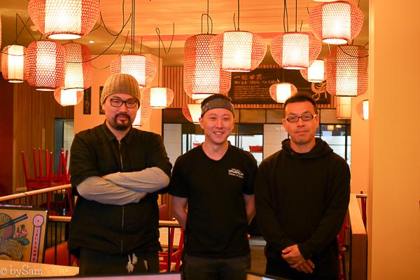 Umaimon Amsterdam powered by Takumi Dusseldorf ramenrestaurant