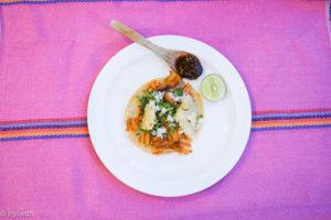 Taco's Mexico eten